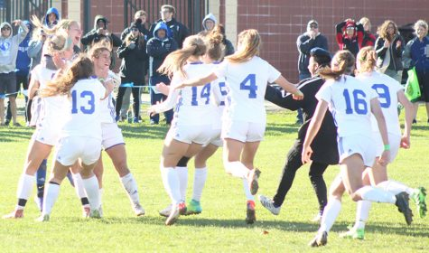 Eastern women's soccer team sets highest win total in six years