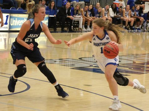 Eastern women's basketball team travels to face 4-0 Bradley