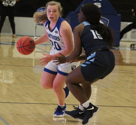 Panthers to face road test against Valparaiso