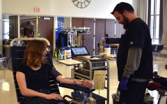 FEATURE PHOTO: Giving blood