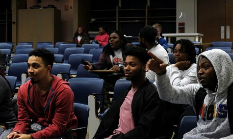 Students play NAACP-themed Jeopardy game