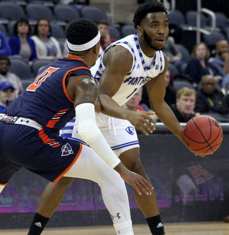 Play in paint crucial in Wednesday's loss to Cleveland State