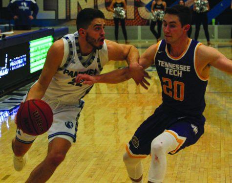 Men's basketball team blows out Fontbonne