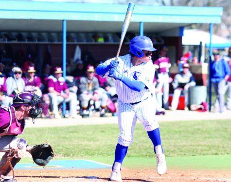 Eastern baseball team drops home opener14-10