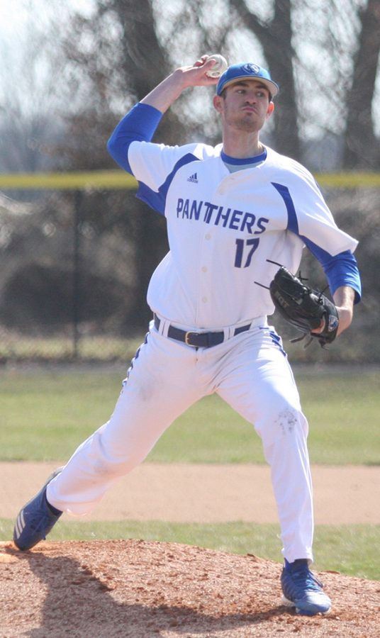 Eastern+pitcher+Tyler+Jones+fires+a+pitch+in+the+Panthers%E2%80%99+5-2+win+over+Lindenwood+Wednesday+at+Coaches+Field.+Eastern+hosts+Southeast+Missouri+Friday%2C+Saturday+and+Sunday.