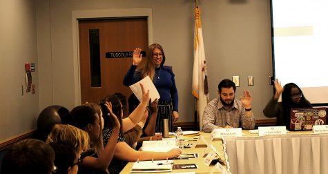 Student Senate tables Apportionment Board budget allocationbills
