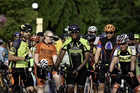 Cyclists share stories, experiences from Tour de Charleston