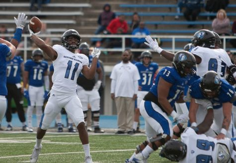 Eastern football team falls to Jacksonville State for 1st OVC loss