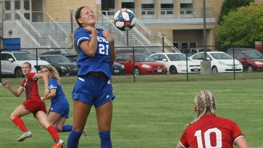 Women's soccer team ready to improve upon last season, face Ball State Friday in season opener
