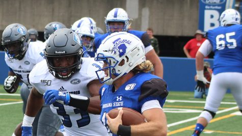 Eastern's defense plays well in Eastern's loss to Indiana State