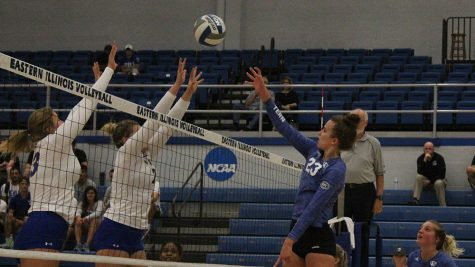 OVC volleyball teams off to slow starts
