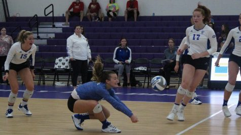 Eastern volleyball team to start OVC play after firstwin