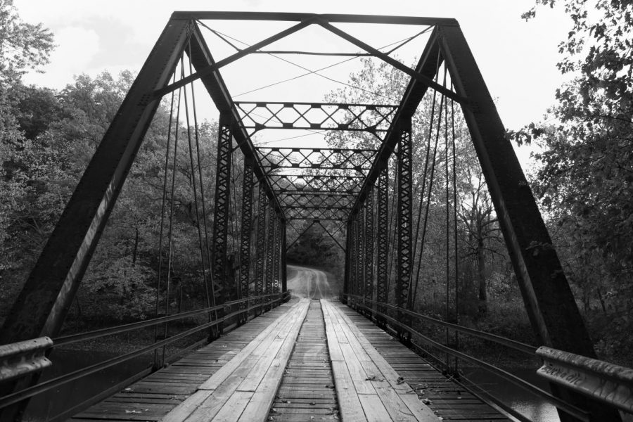 Located over the Embarrass river in Ashmore, Airtight bridge gets its name for the eerie stillness when people cross over it. According to Atlas Obscura's website, on Oct. 19, 1980, a woman's dismembered body was found in the river below, and authorities had a scuba team dive into the river to look for body parts.