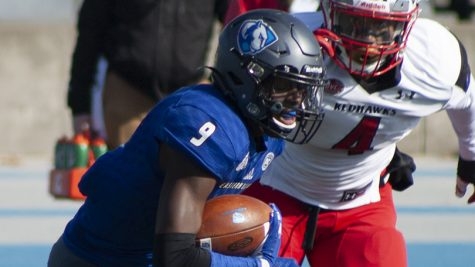 Eastern loses Homecoming game 33-6 to Eastern Kentucky