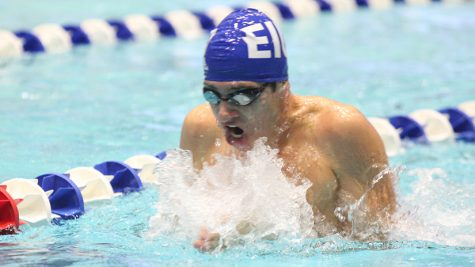 Smith, Morris set new Eastern records at conference tournament