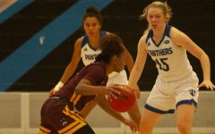 Women's basketball team back home after 4-straight on road