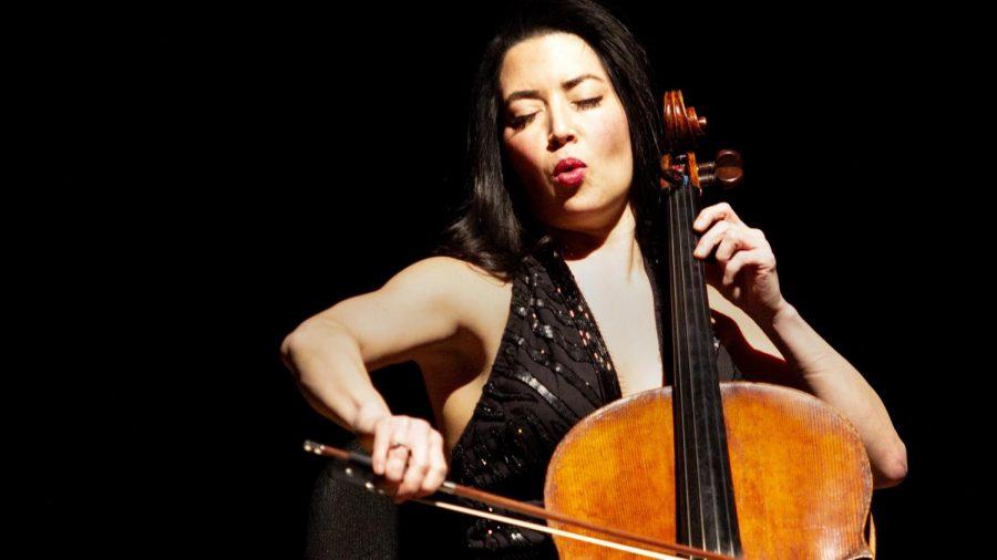 Cooper trio performs show inDoudna