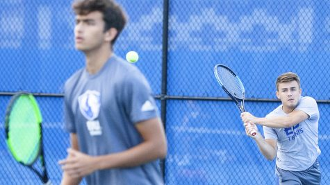 Men's tennis earns wins at ITA Midwest Regional
