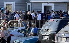 Students host weekend parties despite warnings not to
