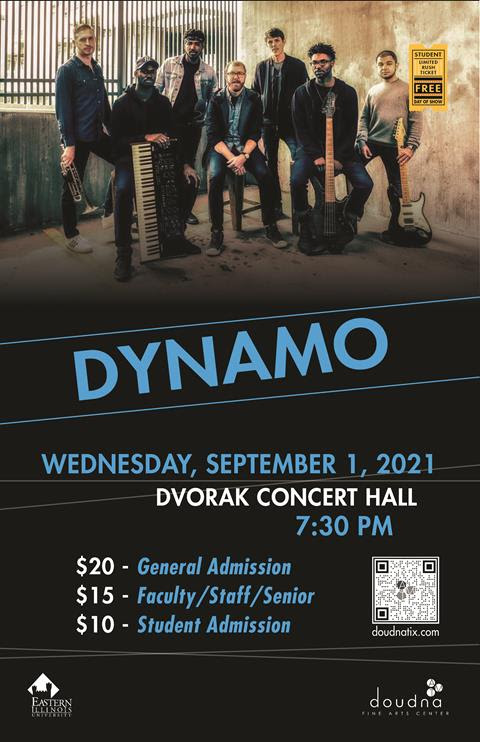 Dynamo to perform Wednesday