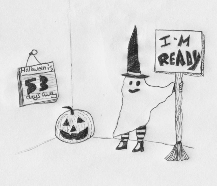 COMIC: Is it Halloween yet?