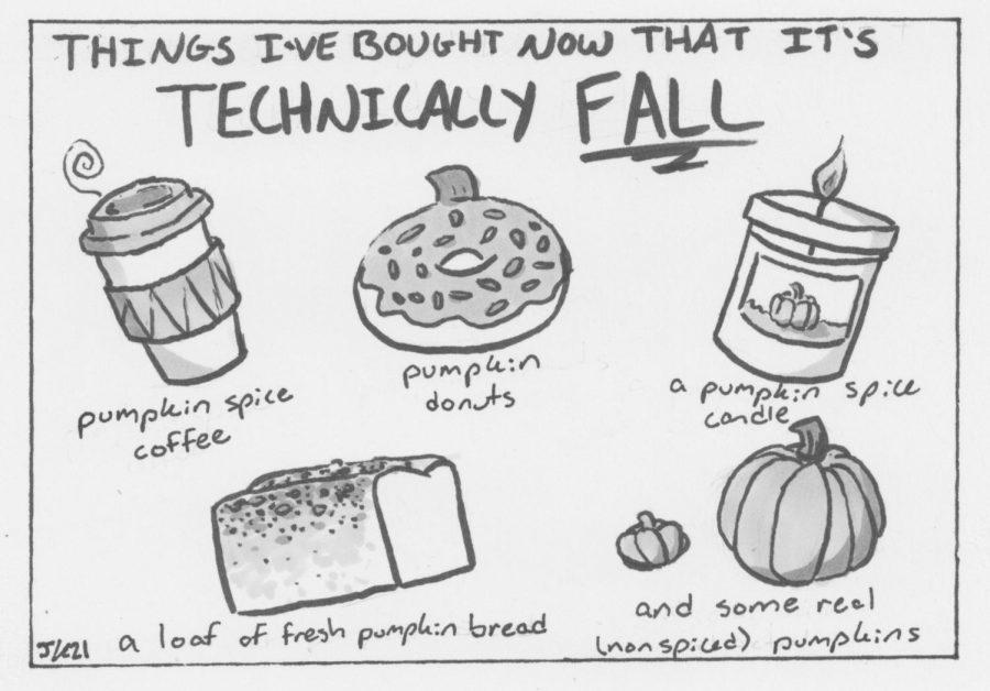 COMIC: Fall vibes