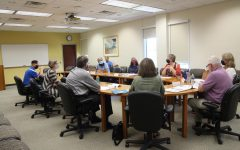 The Council of Academic Affairs holds a meeting Sept. 16 in Booth library.