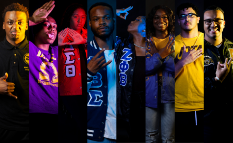 Meet the Greeks will take place Friday night at 7 p.m.