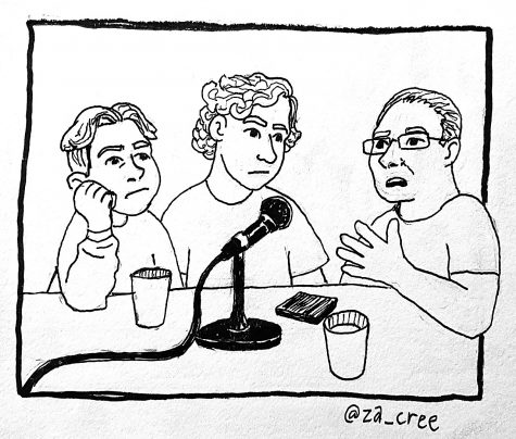 EDITORIAL: Check out our new podcast section online