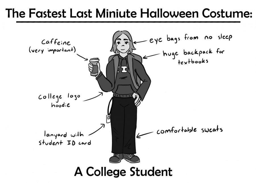 COMIC: Last minute Halloween costume