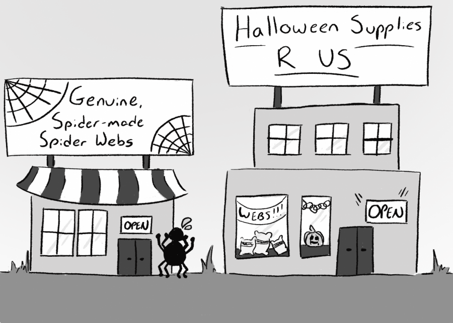 COMIC: Halloween Supplies R Us